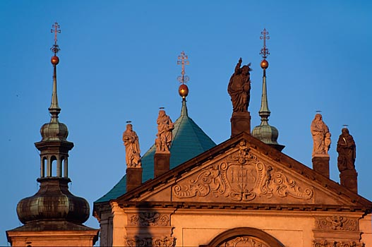 Salvator-Kirche in Prag